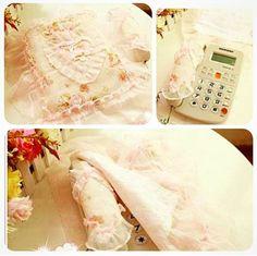 Pink Rose Lace Telephone Cover  Size: 22 x 25 cm Price: IDR 65.000  For Order : Pin bb : 5279D5D2 Line : etfelicel1 WA : 085216016388 Ig : etfelicel FB : www.Facebook.com/etfelicel.shop www.etfelicel.com