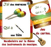 jeu de cartes sur les instruments pour maternelle Plus Ep Album, French Classroom, Petite Section, Pre Writing, Music Lessons, Music Education, Musical Instruments, Montessori, Musicals