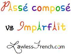 The passé composé and imparfait (imperfect) often work together, juxtaposed not…