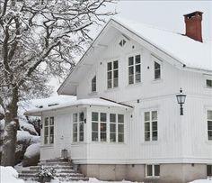 White House in Sweden
