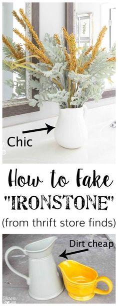 How to Fake Ironston