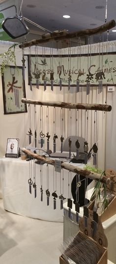 Jacob's Musical Chimes - Northeast Market Center