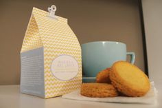 Biscuits Packaging