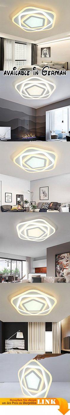 Reality TRIO LED-Balkenleuchte LED-Lampe Deckenlampe Deckenleuchte - moderne deckenleuchte wohnzimmer