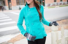 Pop Of Color Winter Coats 54% off at Groopdealz