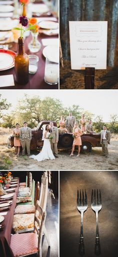 Vista West Ranch Wedding by Jenny DeMarco | Style Me Pretty