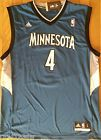 For Sale - Wesley Johnson Minnesota Timberwolves Mens Jersey Replica Rev 30 L Large #4 NWT - See More At http://sprtz.us/WolvesEBay