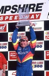 Joe Nemechek's 1st win Loudon, NH 1999