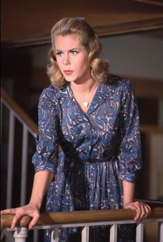 """Bewitched"" (1964-72)  Elizabeth Montgomery as Samantha Stephens"