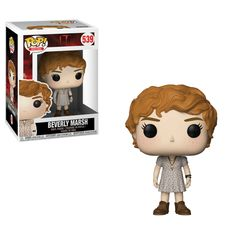 Buy IT Beverly with Key Necklace Funko Pop! Vinyl from Pop In A Box UK, the home of Funko Pop Vinyl subscriptions and more. Disney Pixar, Otaku, Funko Pop Dolls, Beverly Marsh, Funk Pop, Funko Pop Vinyl, Funko Pop It, Pop Collection, Funko Pop Figures