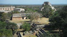Uxmal - Mayan Ruins near Progreso, Mexico
