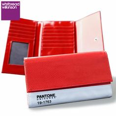 stylehive.com from W2 products, pantone purse/clutch - comes in different colors.  I personally love the pink.  Clever, eh?