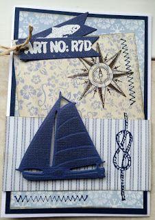 scrapcard girls: Eline's beach house...mannenkaarten