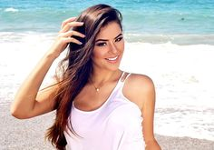 Sharon from Colombia likes to spend her free time playing sports girl Beautiful Latina, International Dating, Looking For Love, Free Time, Romance, Sports, Women, Colombia, Romance Film