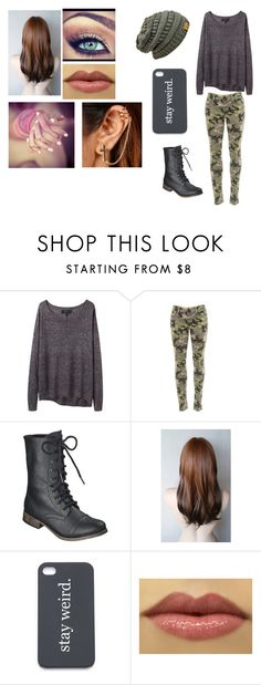 """Vanina Barison 2"" by directionerfoerver ❤ liked on Polyvore featuring rag & bone, Black Orchid and Mossimo Supply Co."