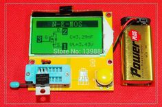 $14.99 (Buy here: https://alitems.com/g/1e8d114494ebda23ff8b16525dc3e8/?i=5&ulp=https%3A%2F%2Fwww.aliexpress.com%2Fitem%2F2015-new-Mega328-Transistor-Tester-Diode-Triode-Capacitor-ESR-Meter-MOS-PNP-NPN-L-C-R%2F32329086939.html ) 2015 new Mega328 Transistor Tester Diode Triode Capacitor ESR Meter MOS PNP/NPN L/C/R for just $14.99