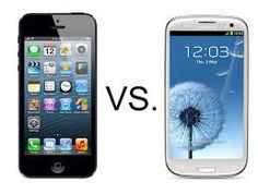 iPhone 5, a very criticized phone on social networks. What does the world say about of Galaxy S4?