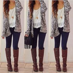 Love it, except the shoes ~Nora