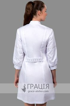 Girls Fashion Clothes, Girl Fashion, Fashion Outfits, Dental Uniforms, Doctor White Coat, Mother Daughter Fashion, Scrubs Outfit, Lab Coats, Medical Scrubs