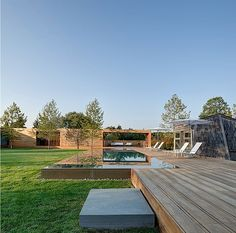 Water Mill by Damon Liss Design - House and Decoration