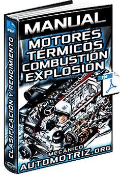 Manual: Motores Térmicos – Clasificación, Tiempos y Funcionamiento