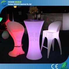bar nightclub illuminated furniture www.goldlik.com / sales@goldlik.com