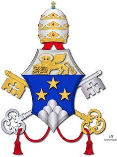 Coat of Arms of Pope John Paul I