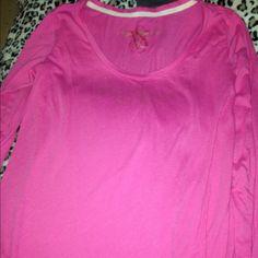 VS pajama dress Pink VS pajama dress great condition Victoria's Secret Dresses