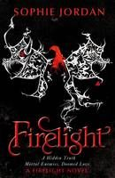 Firelight by Sophie Jordan - Jacinda is a draki, a descendant of dragons who can shift into human form, with a rare power to breathe fire.  But she is forced to flee into the mortal world, where she meets Will. But although she is drawn to him, Jacinda knows Will's secret: he's a draki hunter. She should avoid him at all costs. But her inner draki is dying, and if it dies she will be a human forever. She'll do anything to stop that.  Even if it means getting close to her most dangerous…