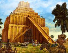 Cristãos kids: História Bíblica: A Torre de Babel - com atividades, recursos visuais, vídeos.