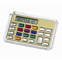 Jeweled Calculator