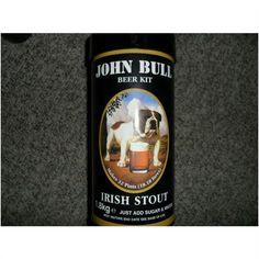 JOHN BULL IRISH STOUT HOMEBREW HOME BREW Listing in the Wine Making,Homebrew,Drink,Food & Drink,Home & Garden Category on eBid United Kingdom | 124335529