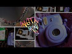 d094a0275af7 Fujifilm Instax Mini 8 Unboxing Tips   Tricks (Grape)