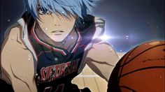 "Kuroko is my new obsession for today! March 04, 2014! Kuroko from ""Kuroko no Basuke"""