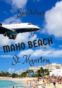 Surviving Maho Beach On St Maarten Where In The World Is Storygirl Caribbean Travel Maho Beach St Maarten Survival