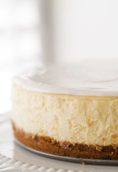 Perfect Cheesecake | Simply Recipes