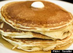 When it comes to pancakes, you don't want to mess around. Pancakes are great.