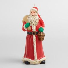 Santa  Candle | World Market