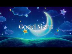 Wonderful Piano Lullaby ♥♥♥ 1 Hour Calming and Relaxing Bedtime Music for Adults ♫♫♫ Good Night Gif, Good Night Moon, Baby Songs, Baby Music, Bedtime Music, Animated Gif, Piano, Animation, Film