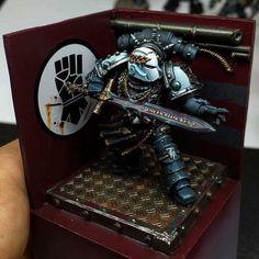 Warhammer 40k Figures, Warhammer Models, Warhammer 40k Miniatures, Warhammer 40000, Miniaturas Warhammer 40k, Grey Knights, Deathwatch, Imperial Fist, Fantasy Model