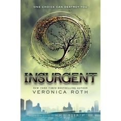 INSURGENT -  2nd book in the Divergent Book Series.  Thrilling!  Can't put it down.