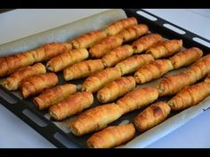 YouTube My Favorite Food, Favorite Recipes, Turkish Recipes, Ethnic Recipes, New Recipes, Cooking Recipes, Puff Pastry Recipes, Hot Dog Buns, Finger Foods