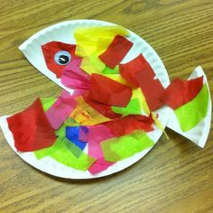 Bible Crafts For Preschoolers Creation