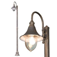 amazonsmile acclaim 7227bg surrey collection 3 light post mount