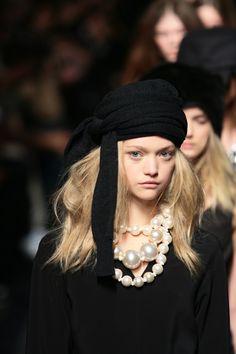 Gemma Ward - Louis Vuitton F/W 2006
