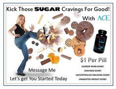 Kick those bad habits by using Saba ACE! http://meagansantos.lovemyace.com