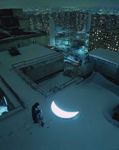 Private Moon- Leonid Tishkov