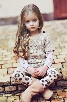 Milana Kurnikova, cute model from Russia