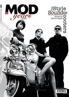 The Mod Years. 2006 edition.