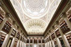 Architecture in Helinski II by Anna Jarske